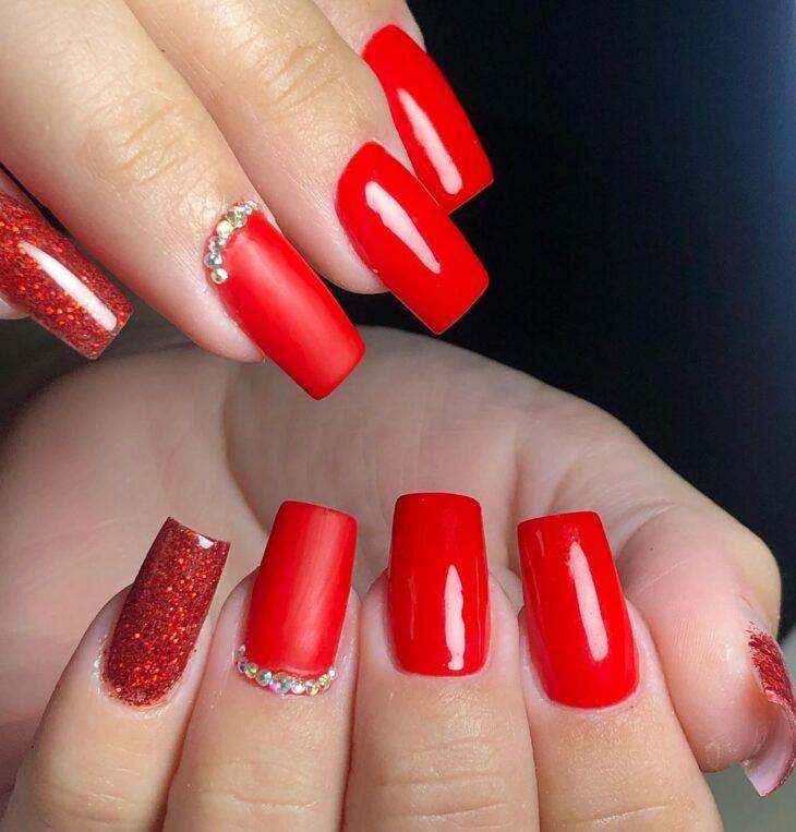 esmalte vermelho 78